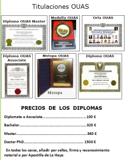OUAS_Precios